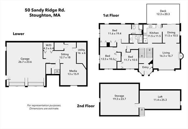 50 Sandy Ridge Stoughton MA 02072