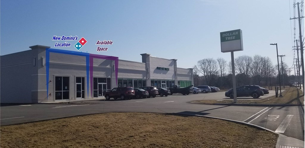 Retail Investment Opportunity with leasing upside.  Long-term national brand tenants in place. 1,200 SF inline retail space available. Great for juice bar, small takeout restaurant, consumer retail, etc.