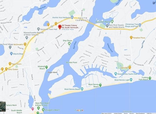 28 Theater Colony Road Yarmouth MA 02664