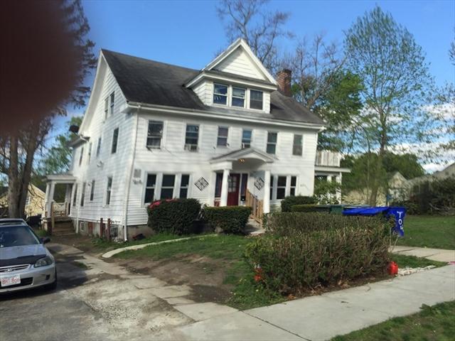 104 Narragansett Street Springfield MA 01107