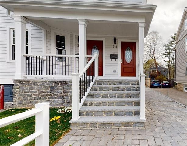 316-318 Concord Ave, Cambridge, MA, 02138,  Home For Sale