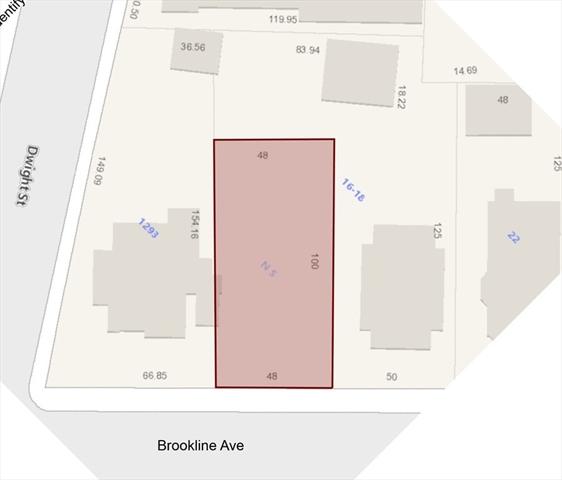 NS Brookline Avenue Springfield MA 01107
