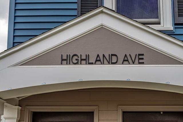 92 Highland Avenue Watertown MA 02472