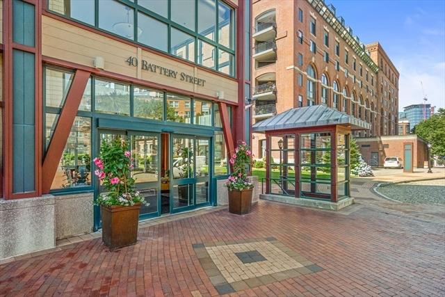 50 Battery Street Boston MA 02109