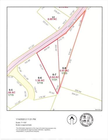 1711-1723 Ware Street Palmer MA 01069