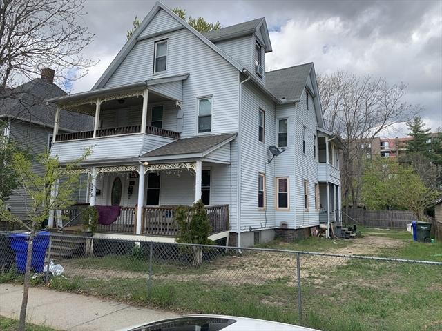 173 Marion Street Springfield MA 01109