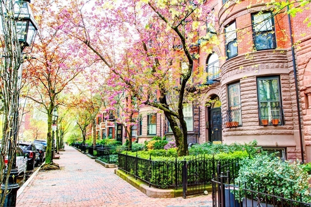 272 Marlborough Street Boston MA 02116