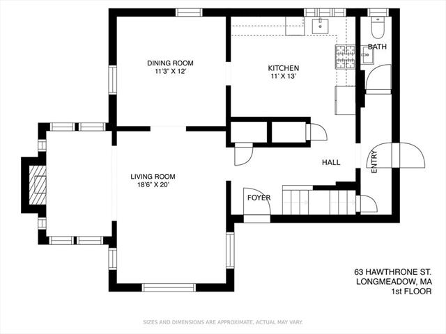 63 Hawthorne Street Longmeadow MA 01106