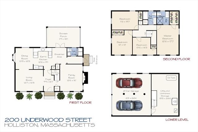 200 Underwood Street Holliston MA 01746