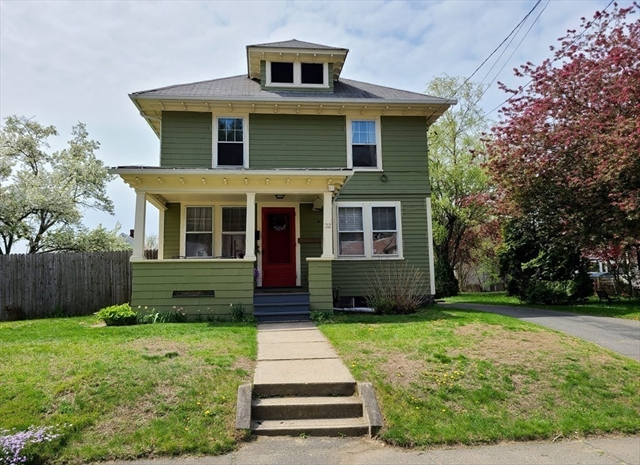 32 Cleveland Street Greenfield MA 01301