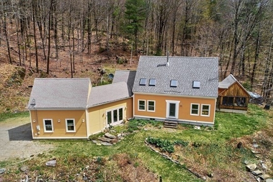 229 Thompson Road, Colrain, MA<br>$369,900.00<br>12 Acres, 3 Bedrooms