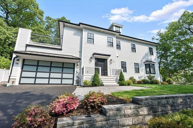 25 Louise Rd, Newton, MA, 02467,  Home For Sale