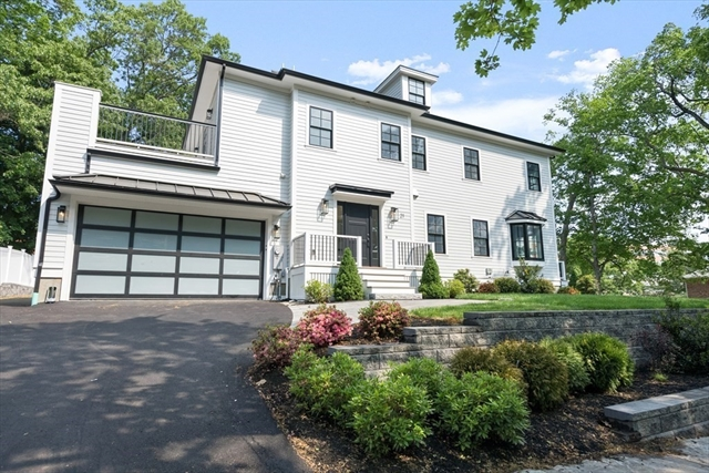 21 Louise Rd, Newton, MA, 02467,  Home For Sale