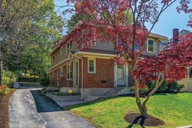 70 Clyde Street Newton MA 02460