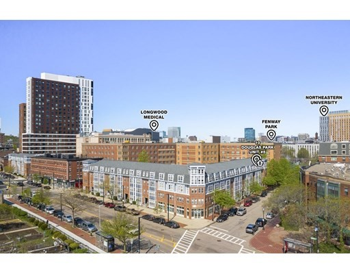 10 Douglas Park #5, Boston, MA 02118