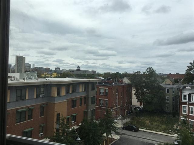 6 Greenville Street Boston MA 02119