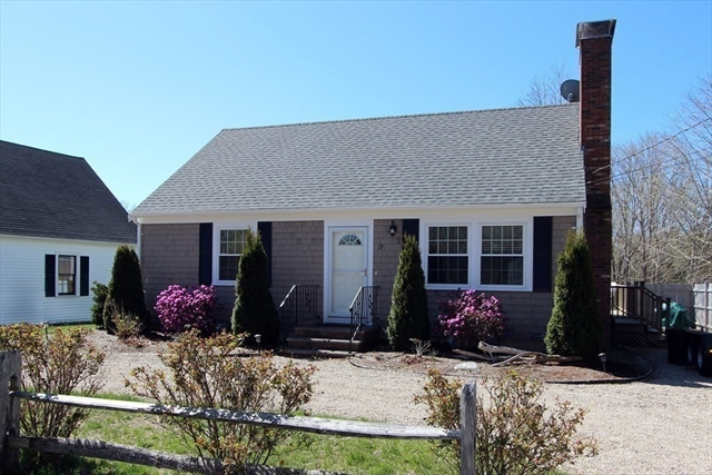1243 Main St 1 and 19 Nickerson Road Barnstable MA 02635