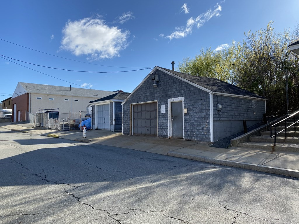 Property consists of two free standing garages on one lot and is currently being utilized as an Auto Repair Business..  Nice opportunity to work for yourself and be your own boss!  Also much potential for any contractor, plumber, landscaper  or car enthusiast for storage of equipment or vehicles.   Centrally located and close to highway access