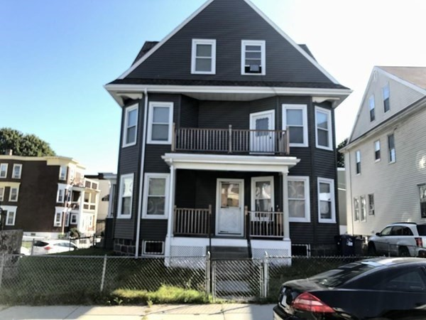 41 Blakeville Street Boston MA 02121