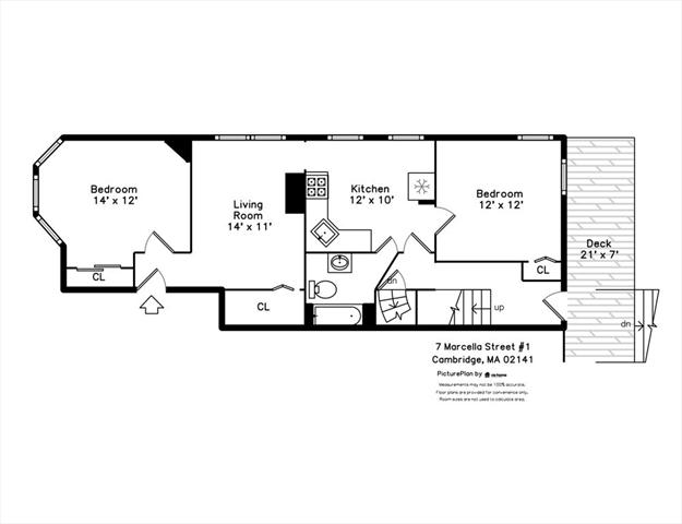 7 Marcella Street Cambridge MA 02141