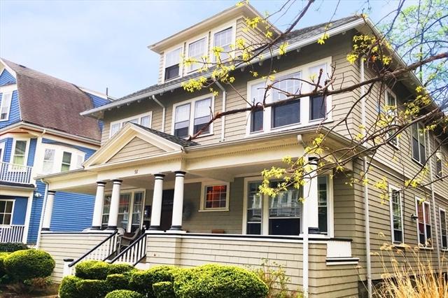 58 Dunster Road Boston MA 02130