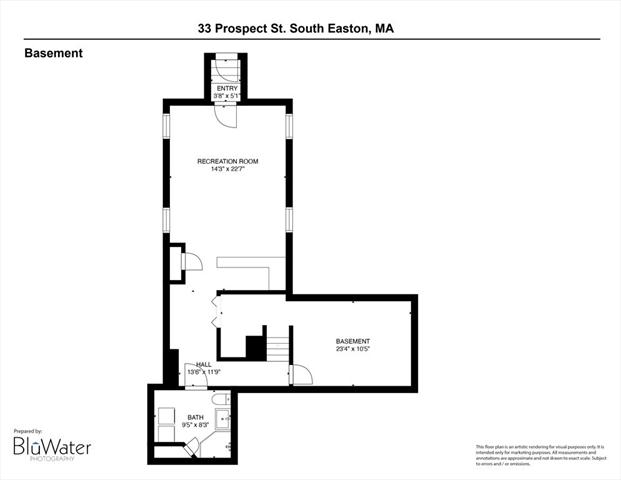 33 Prospect Street Easton MA 02375