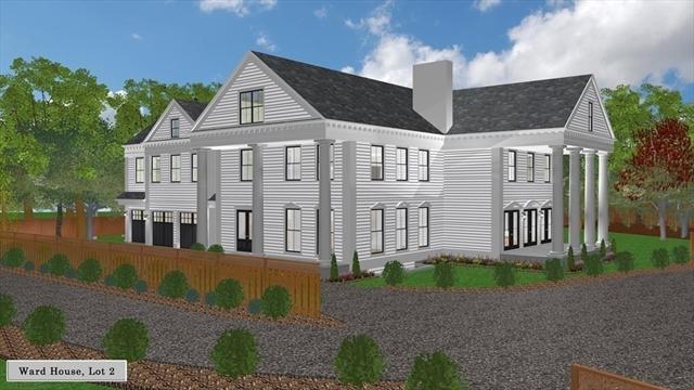 20 Oakland St lot 2L, Wellesley, MA, 02481, Wellesley Hills  Home For Sale
