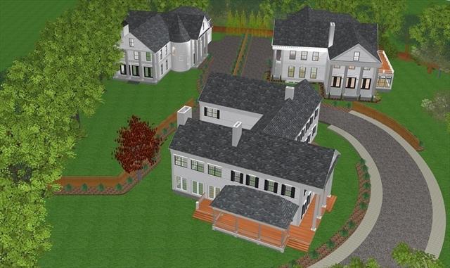 20 Oakland St Lot  3L, Wellesley, MA, 02481, Wellesley Hills  Home For Sale