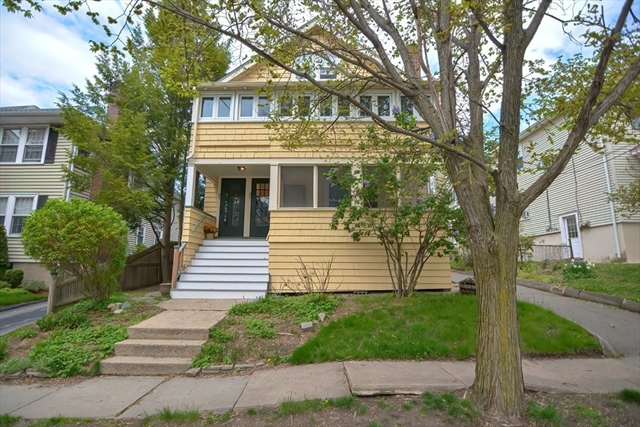 27 Wiley Rd., Belmont, MA, 02478,  Home For Sale