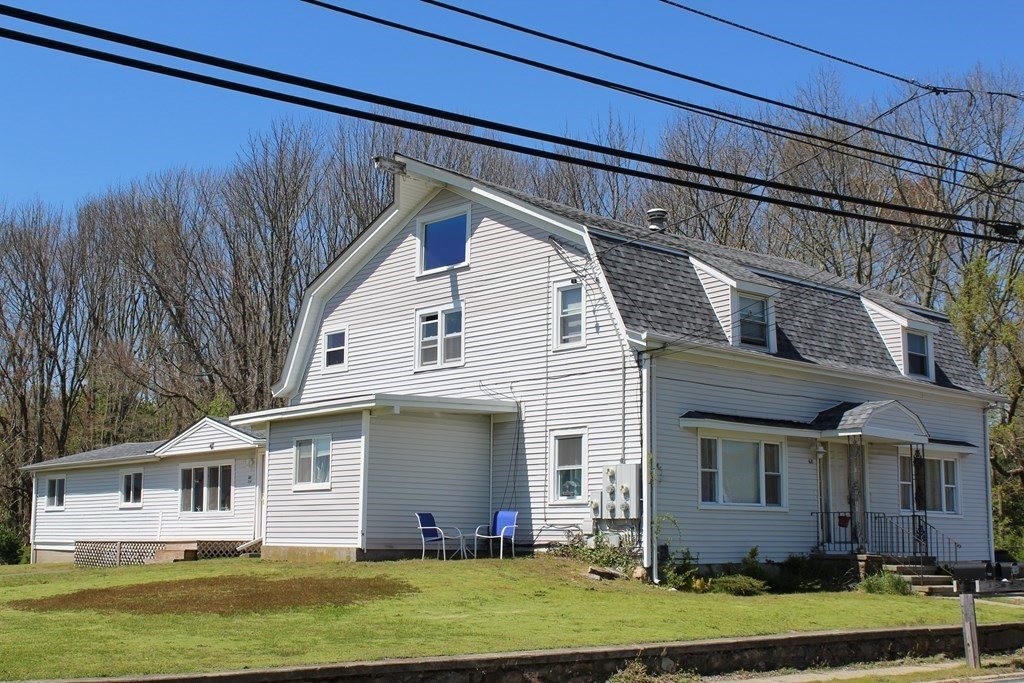 Rare find!!! If your looking for an investment property outside of the city limits then this one is a must see!!! 5 family and a single family on same lot in beautiful rural area of Westport. Street frontage for both buildings on over an acre. Two driveways. Utilities are newer and separated. Roof is less than a year old. Units are in great shape with rents below market. Low annual expenses makes this property a true cash cow. So many options with this property makes it a must have in your portfolio. Will not last long. Text for your showing today.