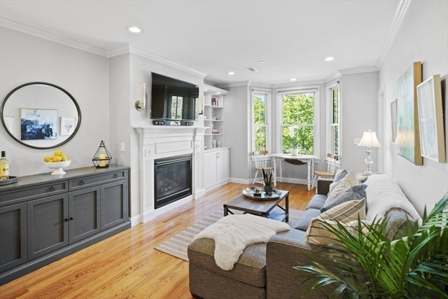 362 Bunker Hill, Boston, MA, 02129, Charlestown Home For Sale