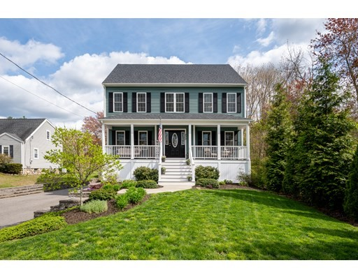 4 Beds, 2 Baths home in Abington for $674,900