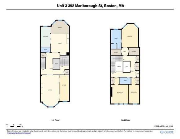 392 Marlborough Street Boston MA 02115