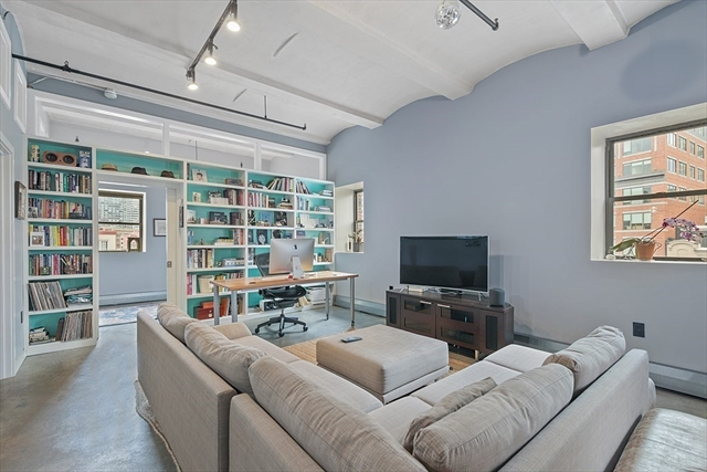 717 Atlantic Ave., Boston, MA, 02111, Leather District Home For Sale
