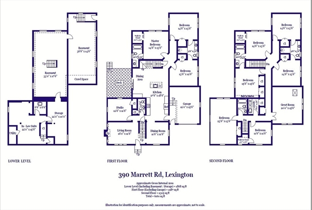 390 Marret Road Lexington MA 02421