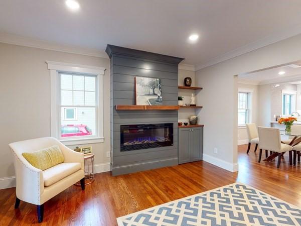 118 &120 Westland Ave, Newton, MA, 02465, West Newton Home For Sale