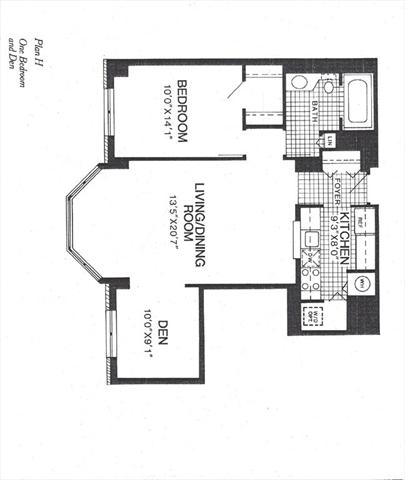 16 Harcourt Street Boston MA 02116