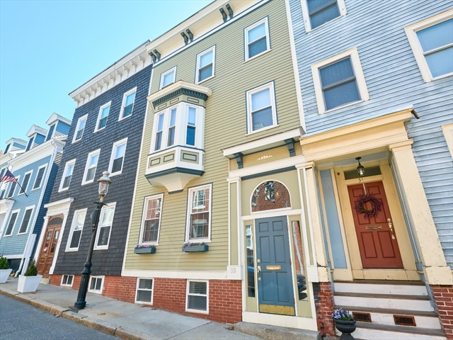 33 Soley St, Boston, MA, 02129, Charlestown Home For Sale