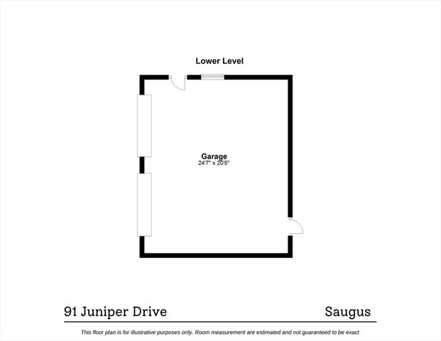 91 Juniper Drive Saugus MA 01906