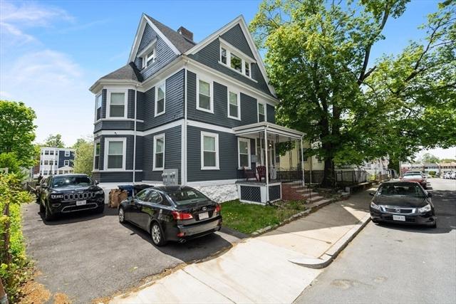 7 Abbotsford Street Boston MA 02121