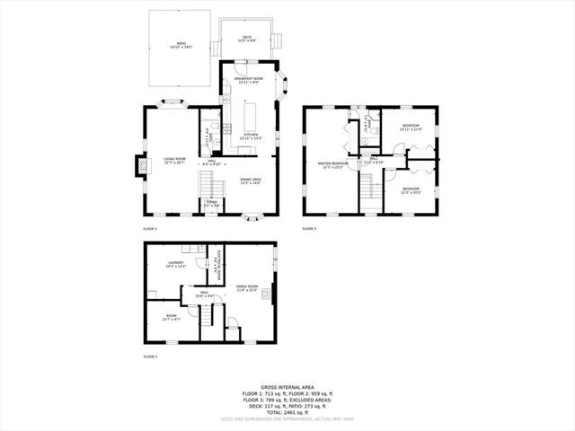 284 Grove Street Marshfield MA 02050