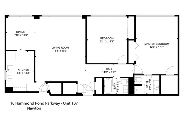 10 Hammond Pond Parkway Newton MA 02467