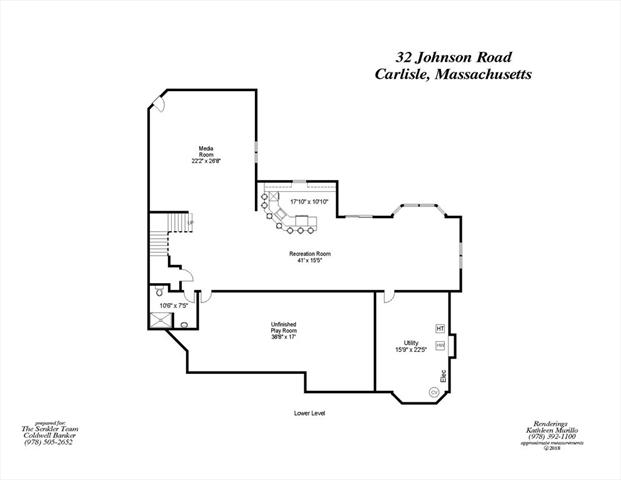 32 Johnson Road Carlisle MA 01741