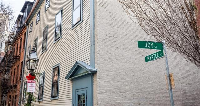 37 Joy Street Boston MA 02114