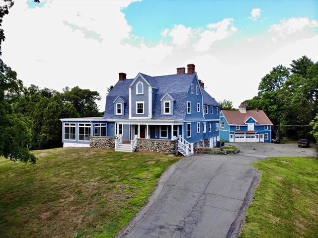 161 Boston Post Road Weston MA 02493