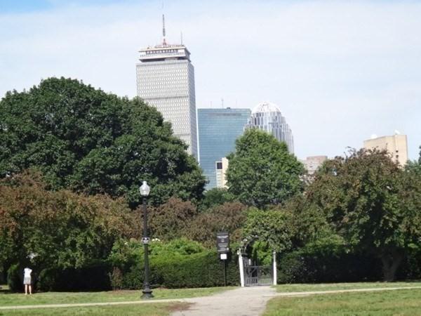 11 Park Drive Boston MA 02215