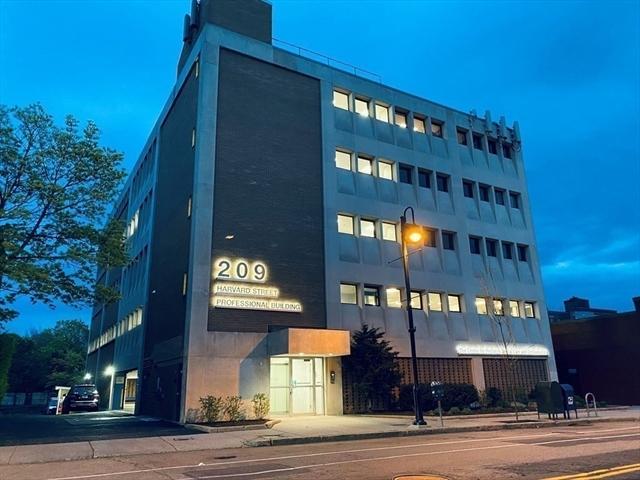 209 Harvard Street Brookline MA 02446