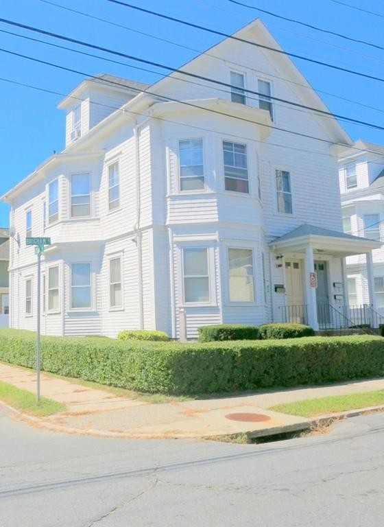 Very Nice Mixed use property for sale! Located in a wonderful neighborhood steps to St. Lukes' Hospital, Winslow Elementary & close to Downtown New Bedford ! First floor has a modern medical office w/central air,4 service rooms,reception area,2  ADA handicap accessible bathrooms as well as a wheelchair elevator & off street parking. Ideal for doctor, dentist, physical therapist or other healthcare professionals as well as accountants,attorneys,telemarketing,or insurance company..to name a few. Full basement with updated electric! Roof is 4 years old ! Currently used as owner's chiropractic office . Owner is relocating so it will be vacant at closing. Both apartments have been de-leaded! The 2nd level has a 2 bedroom spacious apartment with central heat , appliances at $975 per month TAW with tenant paying gas and electric . The 3rd floor has a smaller apartment with rented at $850 per month TAW with tenants also paying gas and electric.Washer/ Taking back up offers!