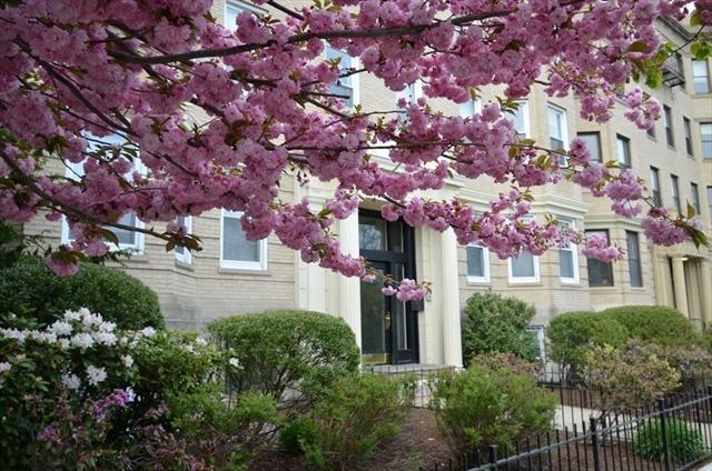 85 Park Drive Boston MA 02215