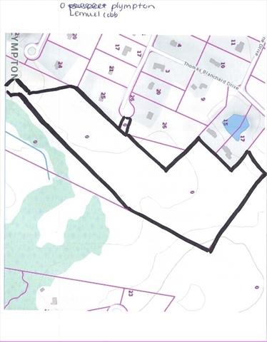 Lemuel Cobb Road Plympton MA 02367